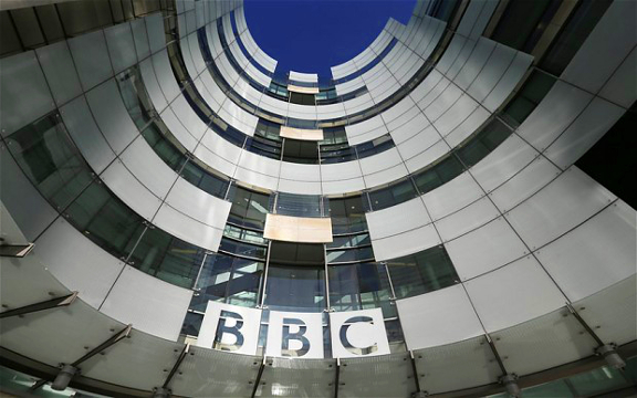 An image of BBC W1A